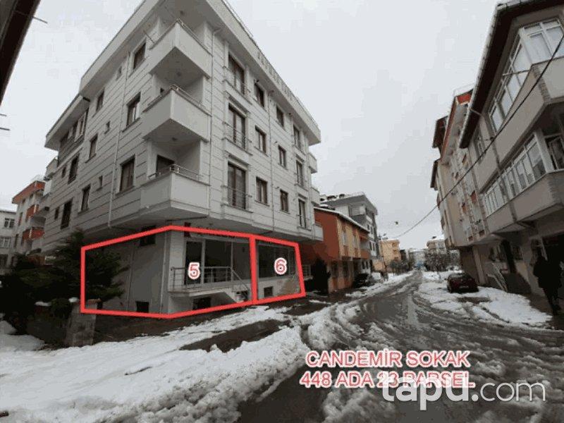 İstanbul Sancaktepe Atatürk Mahallesi'nde 66 m2 Depolu Dükkan