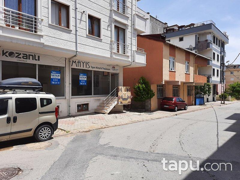 İstanbul Sancaktepe Atatürk Mahallesi'nde 63 m2 Depolu Dükkan