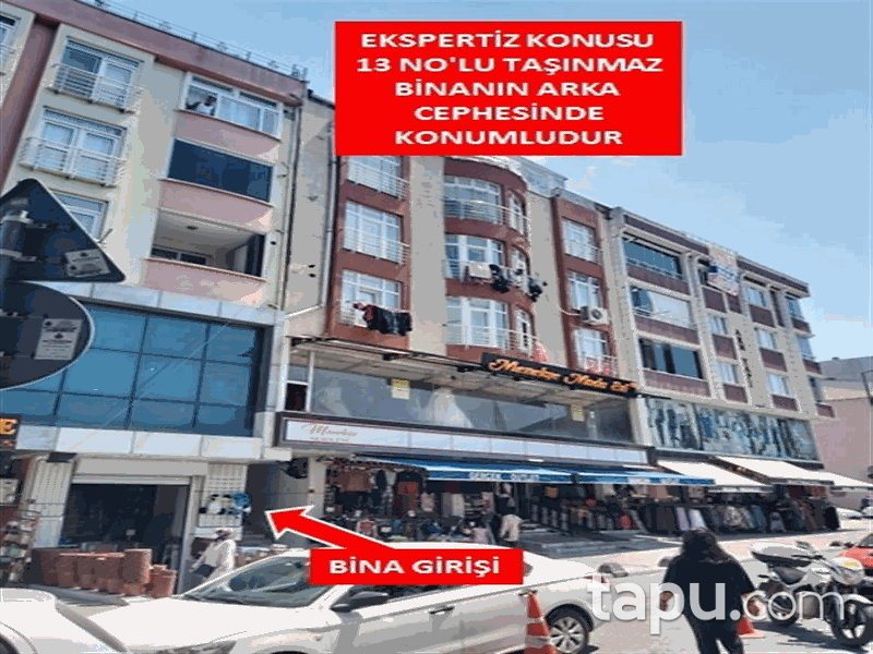 İstanbul Arnavutköy Merkez Mahallesi'nde 2+1 113 m2 Daire