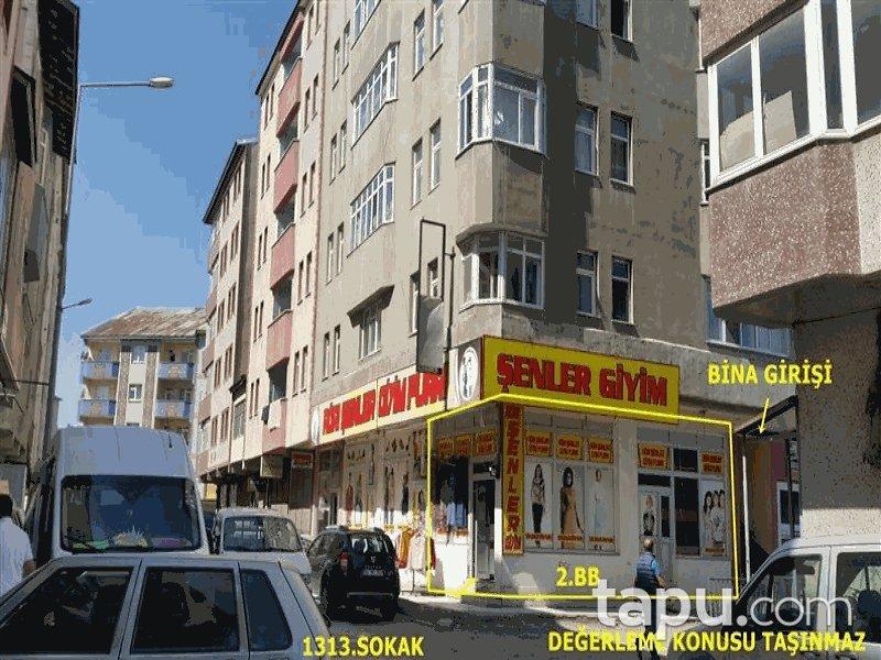 Ağrı Merkez Alpaslan Mahallesi'nde 54 m2 Dükkan