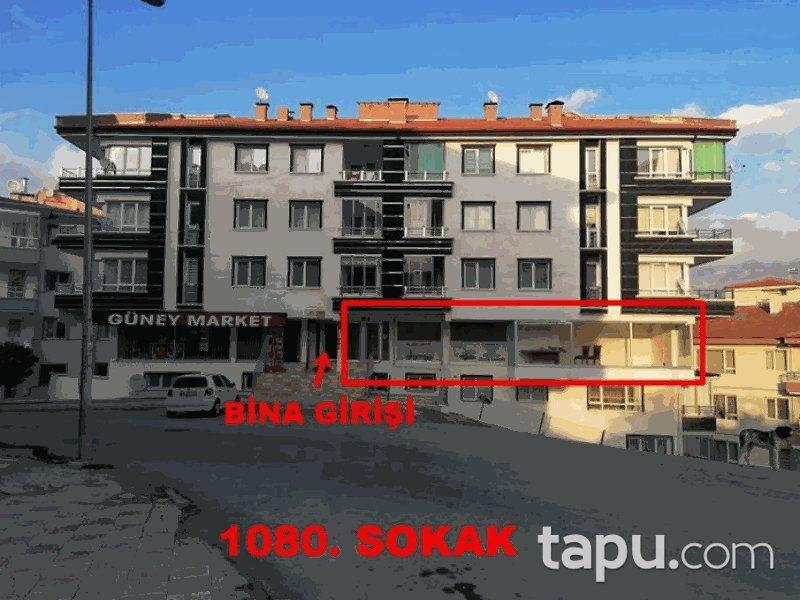 Ankara Mamak Boğaziçi Mahallesi'nde 98 m2 İskanlı Dükkan