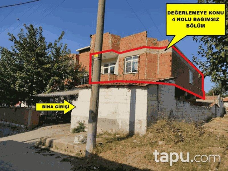 Edirne Uzunköprü Kavak Mahallesi'nde 3+1 101 m2 İskanlı Daire