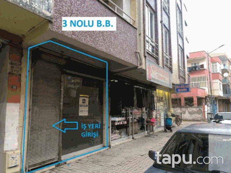 Kahramanmaraş Elbistan Güneş Mahallesi'nde 55 m2 İskanlı Dükkan