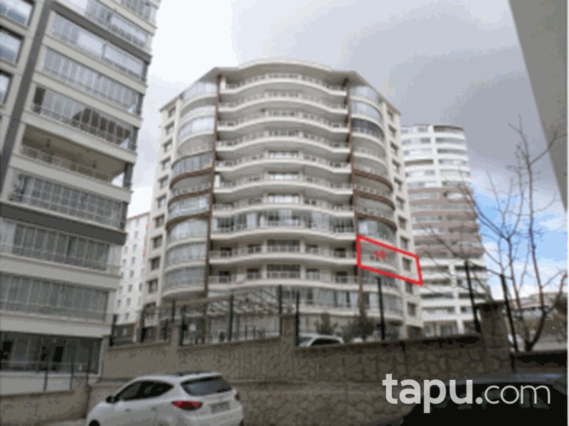 Ankara Yenimahalle Avcılar Sitesi'nde 3+1 139 m2 Daire