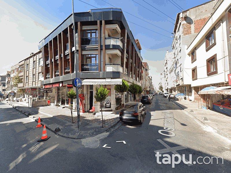 İstanbul Küçükçekmece Mehmet Akif Mahallesi'nde 160 m2 Depolu Dükkan