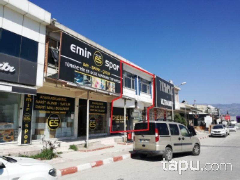 İzmir Bornova Ayakkabıcılar Sitesi'nde 302 m2 İskanlı İşyeri