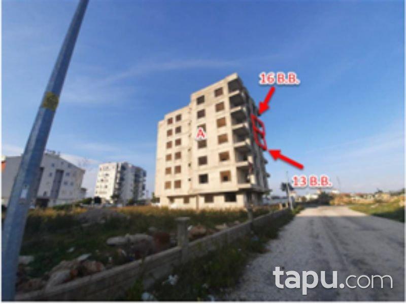 Antalya Kepez Baraj Mahallesi'nde 2+1 68 m2 Natamam Daire