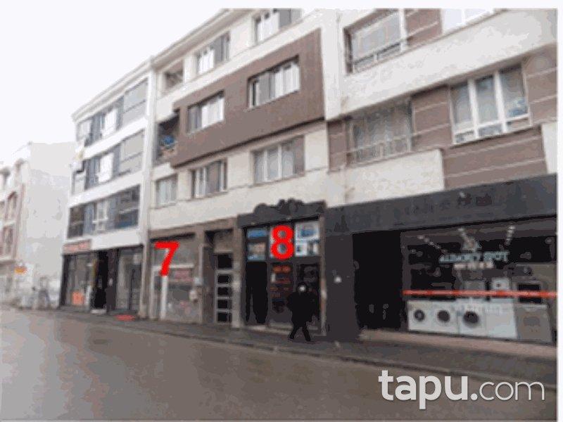 Eskişehir Tepebaşı Fatih Mahallesi'nde 90 m2 İskanlı İşyeri