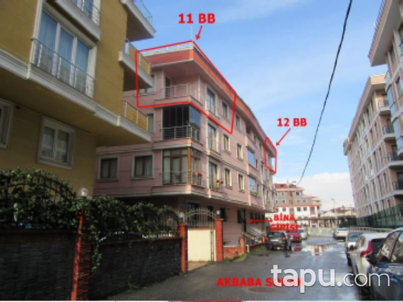 İstanbul Maltepe Girne Mahallesi'nde 3+2 Dubleks Daire