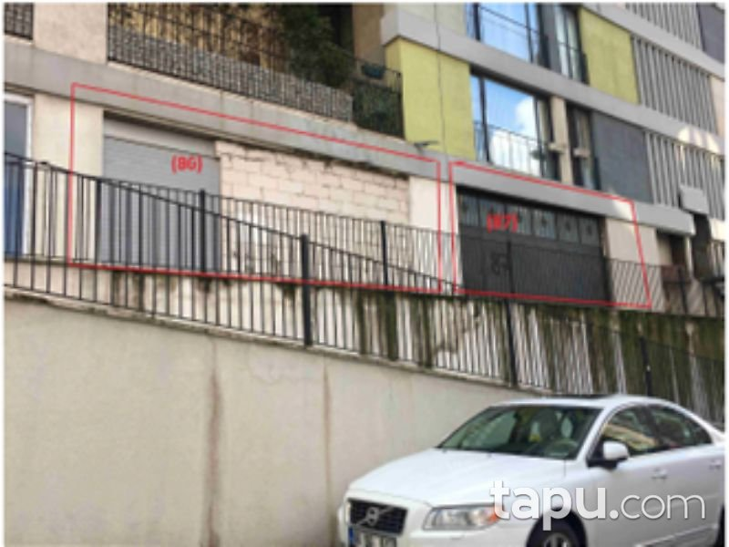 İstanbul Ümraniye Sarissa Sitesi'nde 111 m2 İşyeri