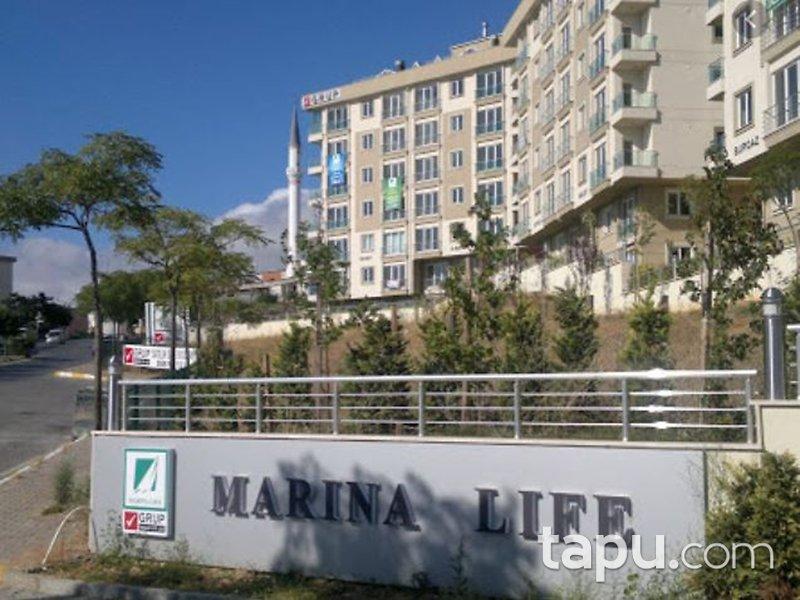 İstanbul Pendik Marina Life Sitesi'nde 3+1 Dubleks Daire
