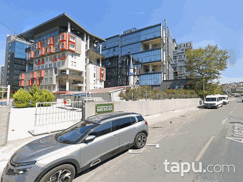 İstanbul Kağıthane Nef 11'de 1+1 30 m2 Daire
