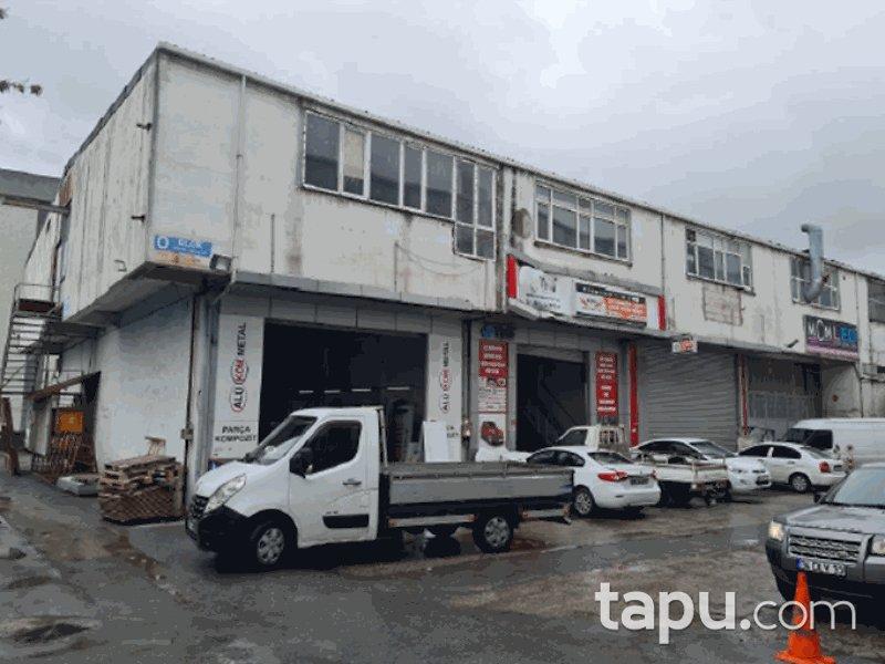 İstanbul Beylikdüzü Haramidere Sanayi Sitesi'nde 155 m2 Dükkan