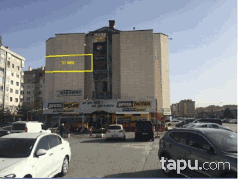 Konya Selçuklu Yazır Mahallesi'nde 125 m2 Büro