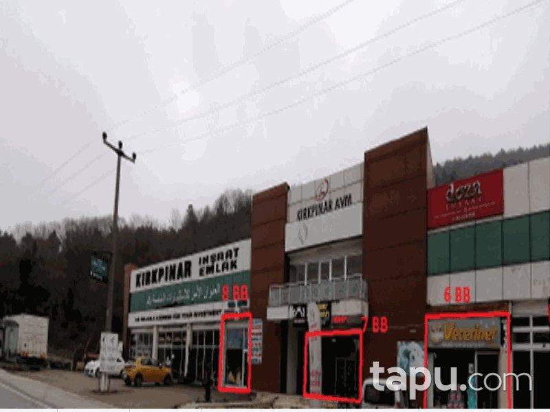 Sakarya Sapanca Şehit Cevdet Koç Caddesi'ne Cepheli 85 m2 Dükkan