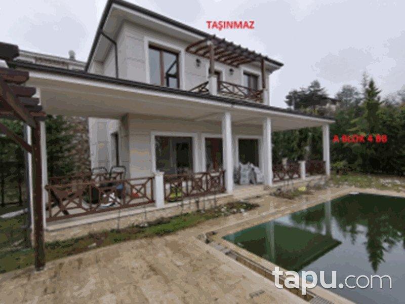 Sakarya Sapanca Ihlamur Konakları'nda 4+1 131 m2 Villa