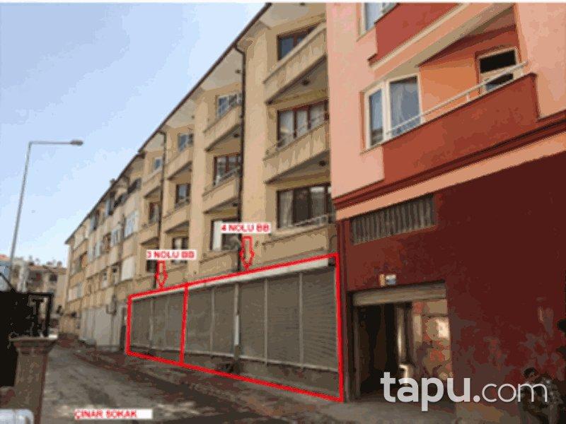 Konya Karatay Sultan Mesud Mahallesi'nde 110 m2 Depolu Dükkan