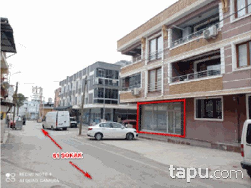 İzmir Torbalı Ayrancılar Mahallesi'nde 82 m2 Dükkan