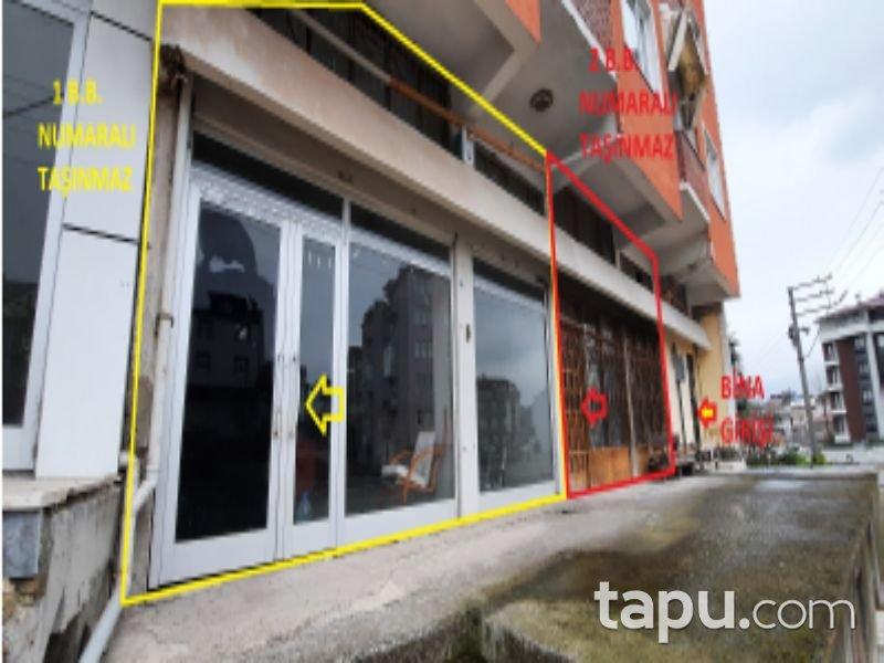 Kocaeli Körfez Kuzey Mahallesi'nde 153 m2 Depolu Dükkan