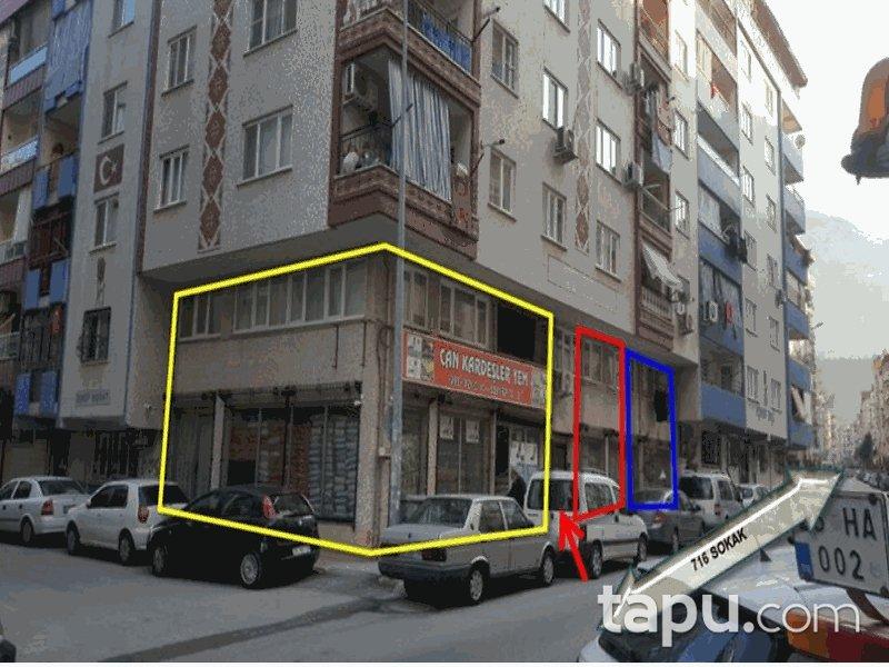 Manisa Şehzadeler Şehitler Mahallesi'nde 90 m2 Depolu Dükkan