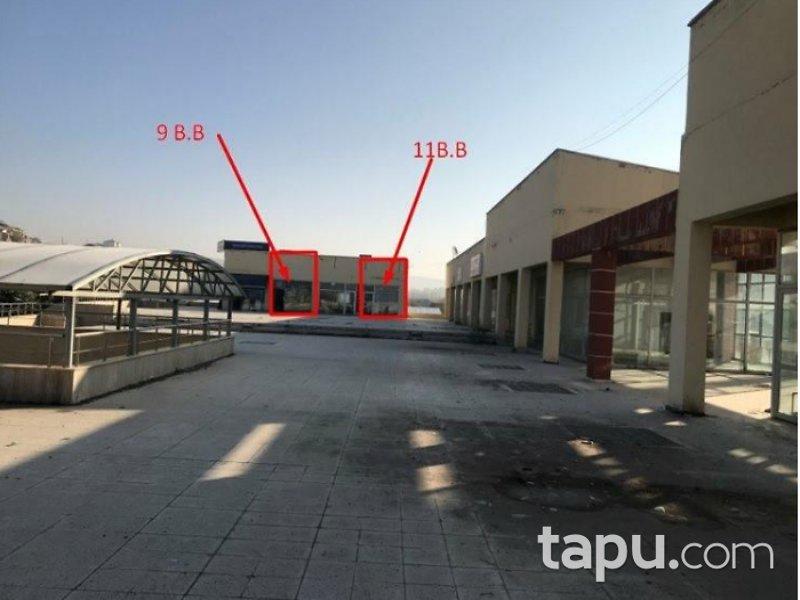 Ankara Akyurt Beyazıt Mahallesi'nde 31 m2 İskanlı Dükkan