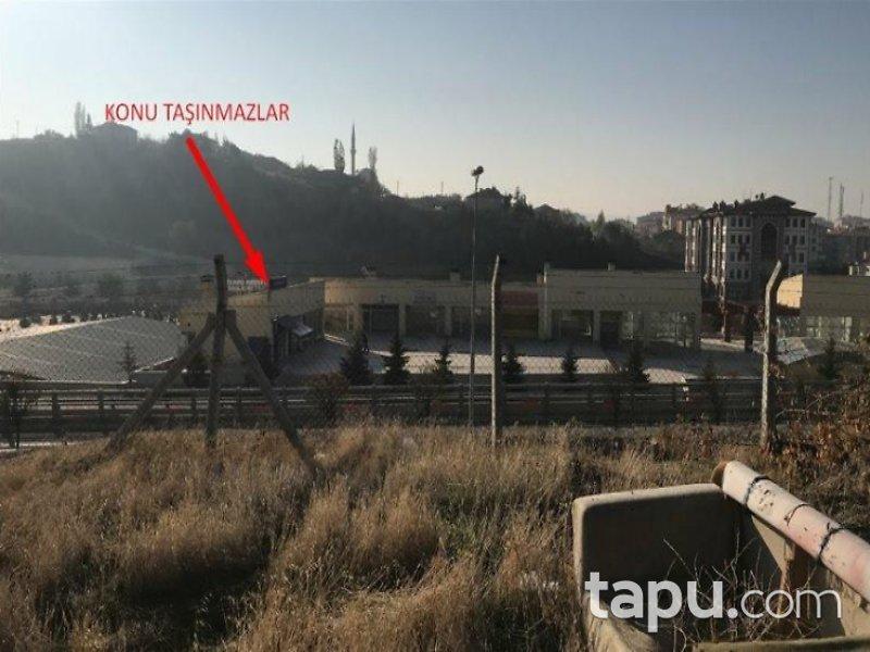 Ankara Akyurt Beyazıt Mahallesi'nde 31 m2 Dükkan