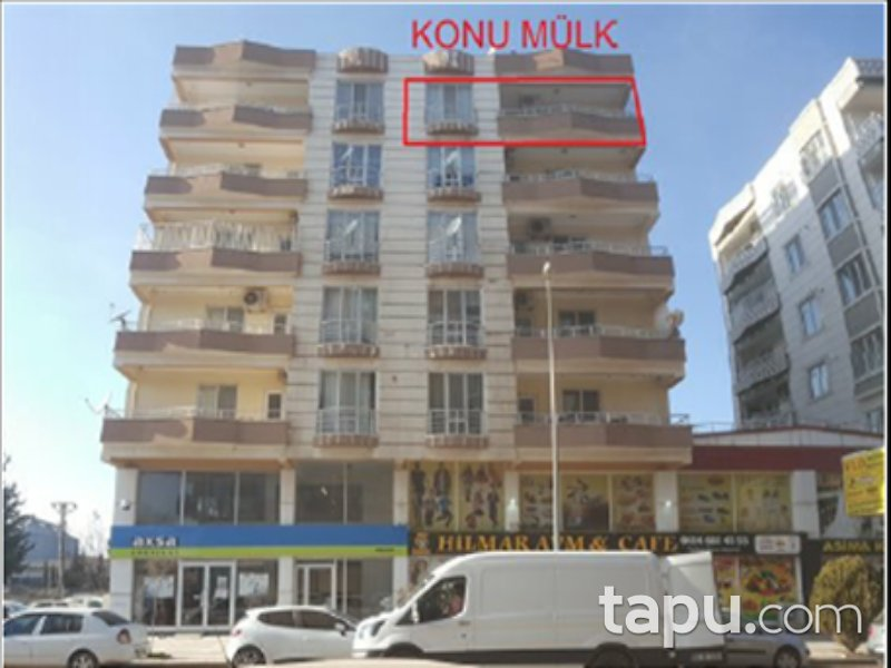 Şanlıurfa Hilvan Karacurun Mahallesi'nde 3+1 147 m2 Daire
