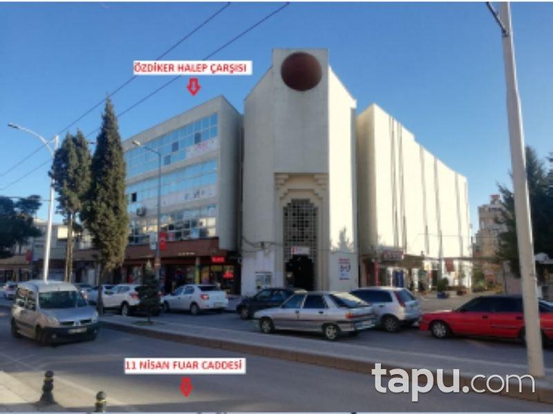 Şanlıurfa Eyyübiye Özdiker Halep Çarşısı'nda 8 m2 Dükkan