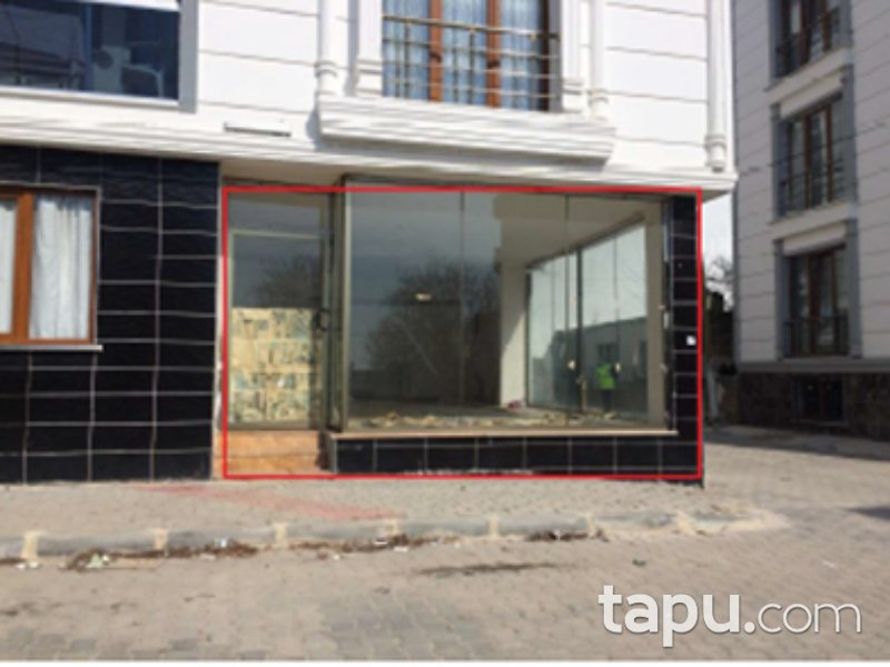 Kırklareli Merkez Pınar Mahallesi'nde 186 m2 Depolu Dükkan