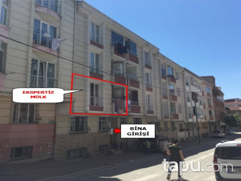 İstanbul Esenyurt Balıkyolu Mahallesi'nde 2+1 89 m2 Daire