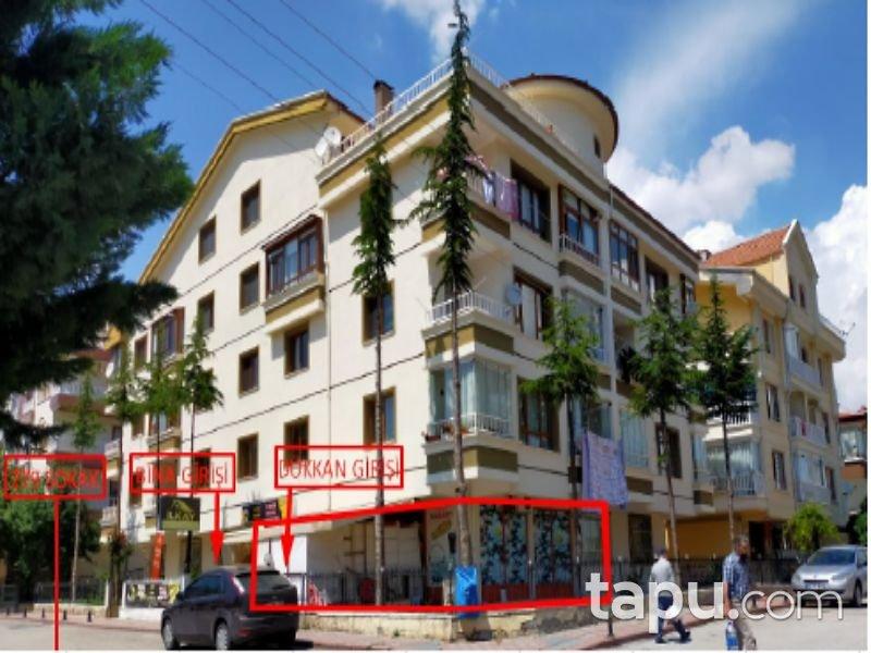 Ankara Keçiören Esertepe Mahallesi'nde 98 m2 Depolu Dükkan