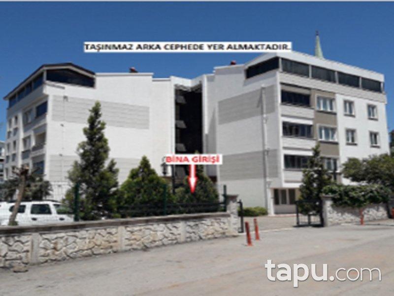 Bursa Nilüfer Saraylar Aydoğan Sitesi'nde 6+1 Dubleks Daire