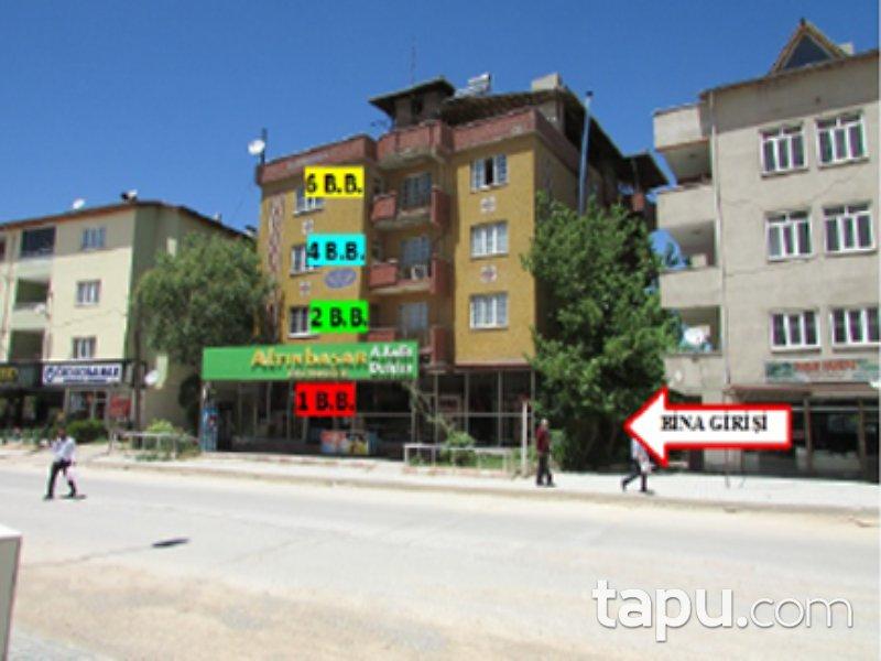 BİRLEŞTİRİLDİ BİNA OLARAK GİRİLDİ Kahramanmaraş Elbistan Cumhuriyet Mahallesi'nde 1098 m2 Daire