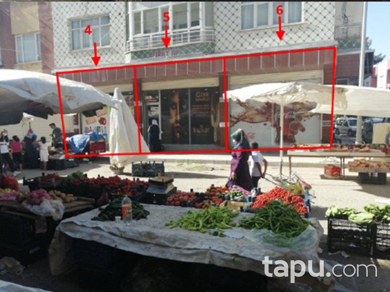 Diyarbakır Bismil Dumlupınar Mahallesi'nde 33 m2 Dükkan