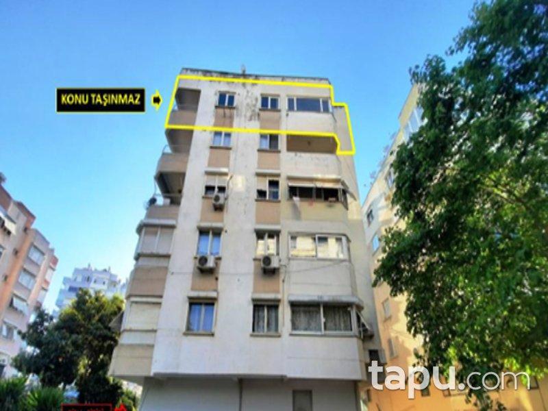 Antalya Muratpaşa Zerdalilik Mahallesi'nde 3+1 112 m2 Daire