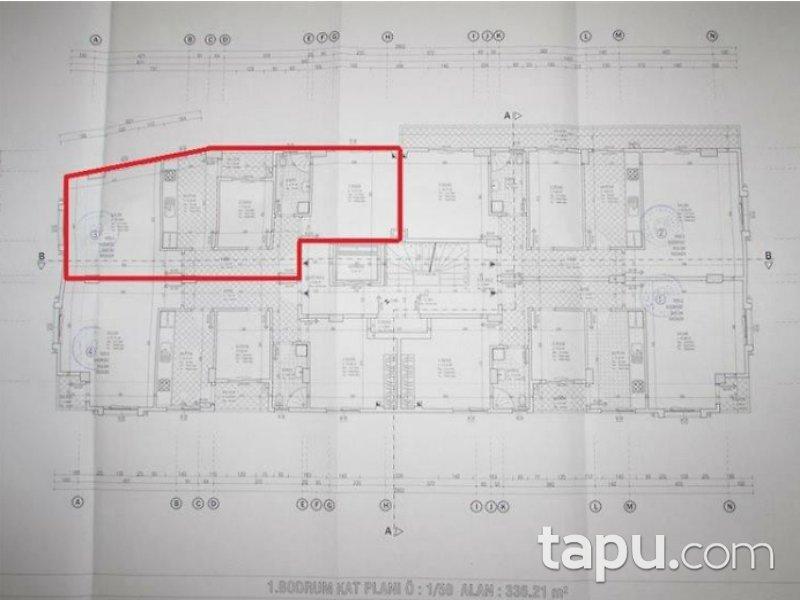 Kocaeli Gebze Köşklü Çeşme Mahallesi'nde 2+1 72 m2 Daire