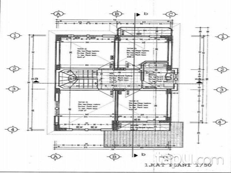 Sakarya Serdivan Kemalpaşa Mahallesi'nde 176 m2 2 Katlı Bina
