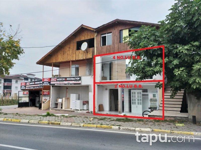 Sakarya Hendek Bayraktepe Mahallesi'nde 82 m2 Dükkan