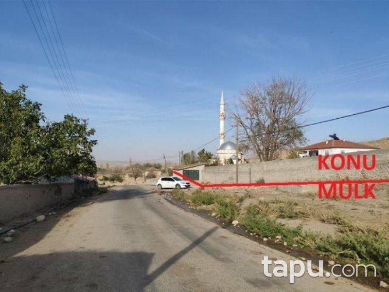 Ankara Haymana Çatak Mahallesi'nde Kerpiç Ev ve Arsası
