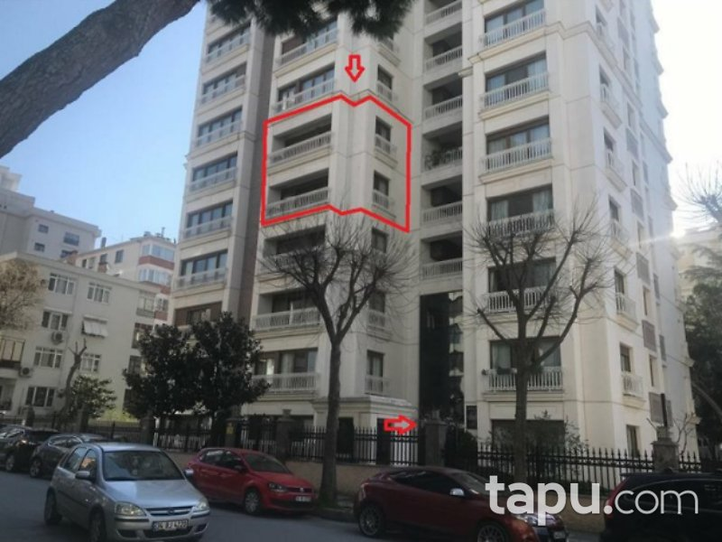 İstanbul Kadıköy Sakız Ağacı Konutları'nda 120 m2 Dubleks Daire