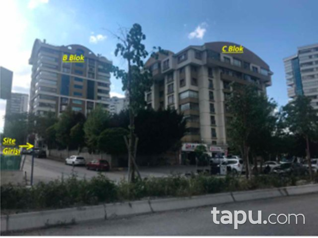 Ankara Çankaya Park Lima Sitesi 'nde 76 m2 Daire