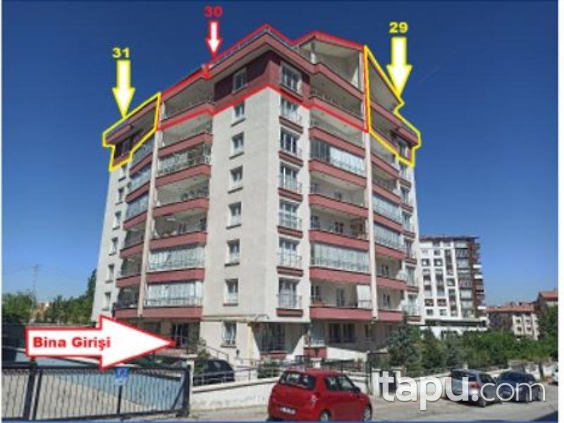 Ankara Altındağ Güneşevler Sitesi'nde 5+1 Dubleks Daire