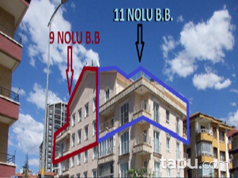 Ankara Altındağ Güneşevler Mahallesi'nde 8+1 Dubleks Daire