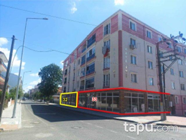 Tekirdağ Muratlı Naim Sav Caddesi'ne Cepheli 232 m2 Dükkan