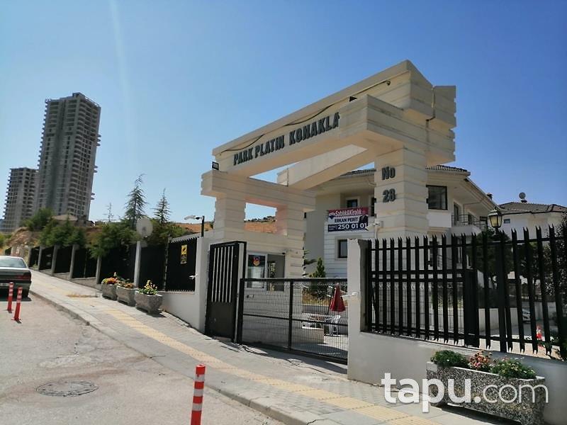 Ankara Çankaya Park Platin Konutları'nda 6+1 Villa