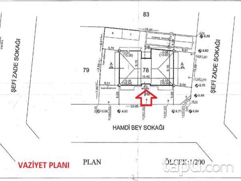 İstanbul Kadıköy Feneryolu Mahallesi'nde 19 m2 İskanlı Dükkan (1421)