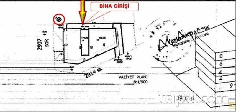 Mersin Tarsus Öğretmenler Mahallesi'nde 150 m2 İş Yeri
