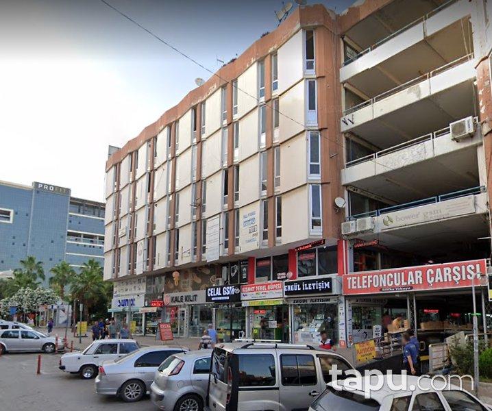 Mersin Akdeniz Mahmudiye Mahallesi'nde 25 m2 Dükkan
