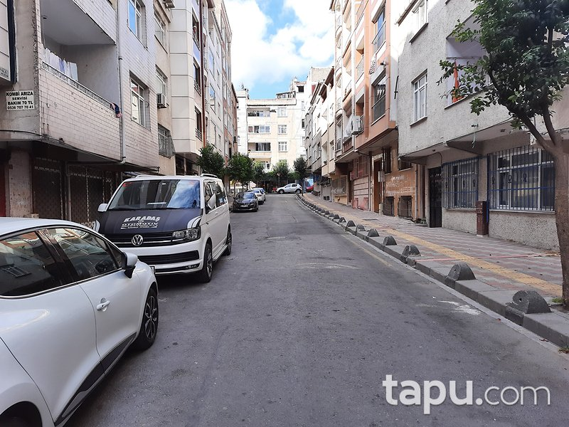 İstanbul Esenler Fevzi Çakmak Mahallesi'nde 3+1 105 m2 İskanlı Daire