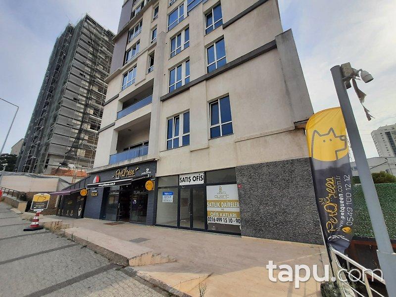 İstanbul Ümraniye Quant Rezidans'ta 94 m2 Dükkan